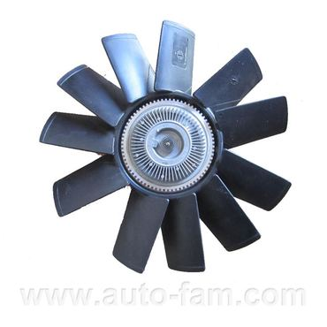 Silicone oil fan assembly Silicone oil clutch 3160-1308070