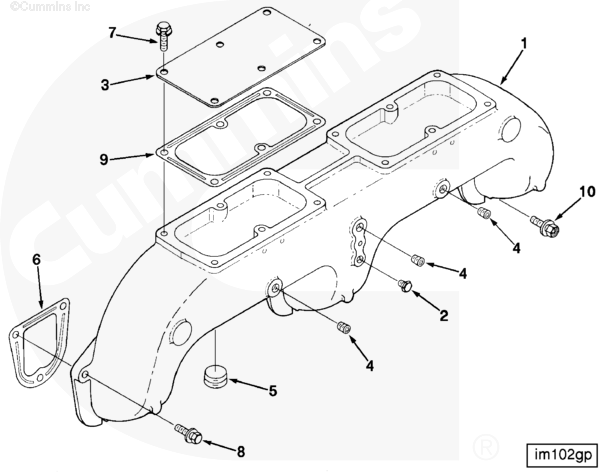 Cover Plate 144257-20