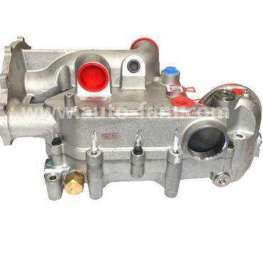 ISG发动机配件3691940机油冷却器